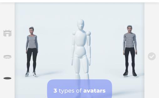 avatar setting - 10 дюймов Аватары
