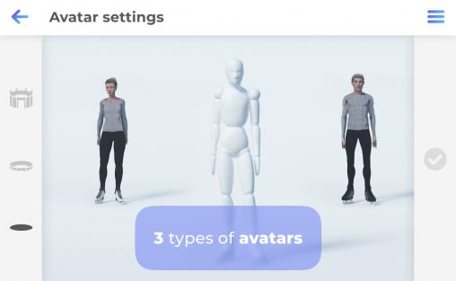 avatar setting - 7 дюймов Аватары